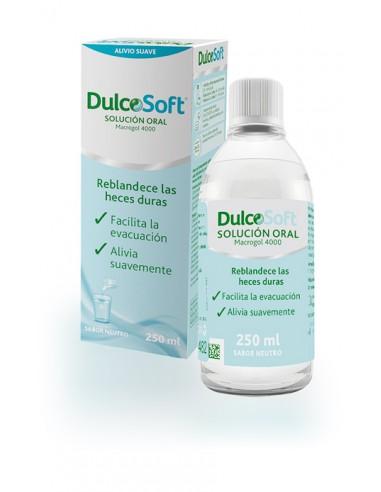DULCOSOFT® SOLUCIÓN ORAL 250 ML