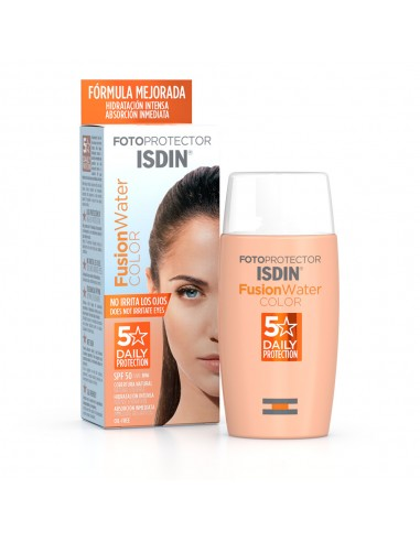 fp fusion water color spf 50 50ml