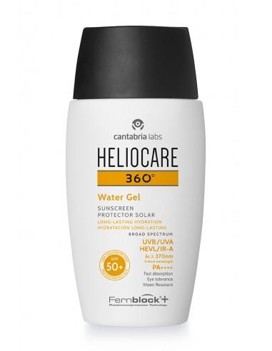 Heliocare Water Gel 360º SPF 50+
