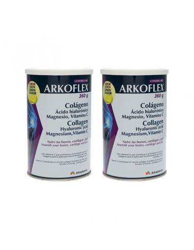Arkoflex Colágeno Sabor Limón – 360 g x2