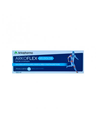Arkoflex Gel Dolor – Gel efecto Frío...