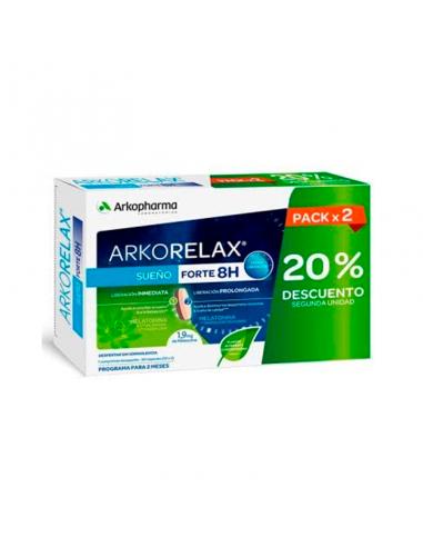 Arkorelax Sueño Forte 8H – 30...
