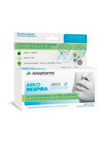 Arkorespira Filtro Nasal x 1 modelo...