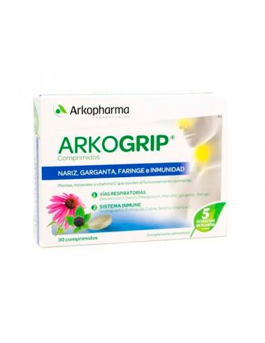 Arkogrip – 30 comprimidos